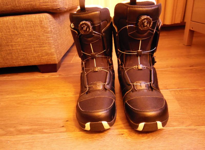 Salomon Snowboardschoenen maat 46.5