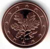 Duitsland 2 Cent 2014 F