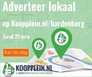 Lokaal adverteren vanaf 20 euro