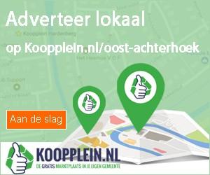 Klik hier voor info over zakelijk adverteren