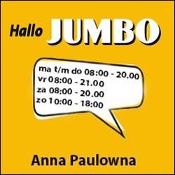 Jumbo Anna Paulowna