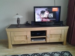 mooie tv kast salontafel bijzettafel