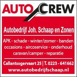 Autocrew Johan Schaap