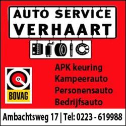 Autoservice Verhaart