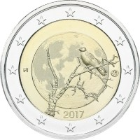 Finland 2 Euro 2017 Finse Natuur