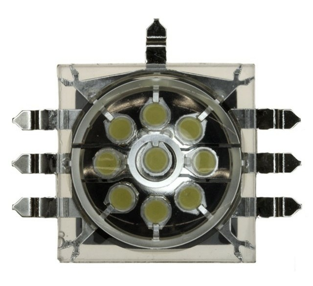 Power LED 10 watt in diverse kleuren
