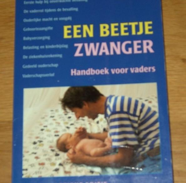Boek Een beetje zwanger - Arend van Dam