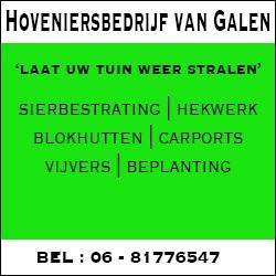 Hoveniersbedrijf van Galen