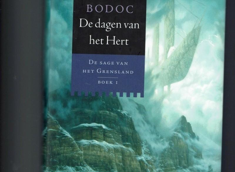 De dagen van het hert-Liliana Bodoc-sage van het Grensland1