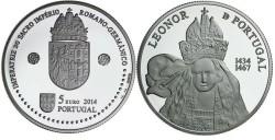 Portugal 5 Euro 2014 Leonor