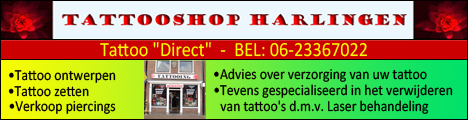 Tattoo shop Harlingen