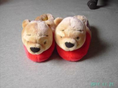 winnie the pooh sloffen