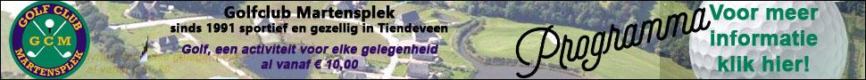Golfclub Martensplek, sinds 1991 sportief en gezellig in Tiendeveen