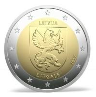 Letland 2 Euro 2017 Letgallen