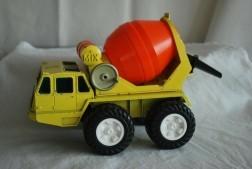 Betonwagen [Metaal]