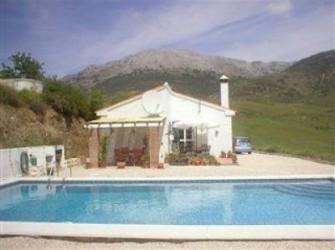 Villa op het prachtige Andalusische platteland