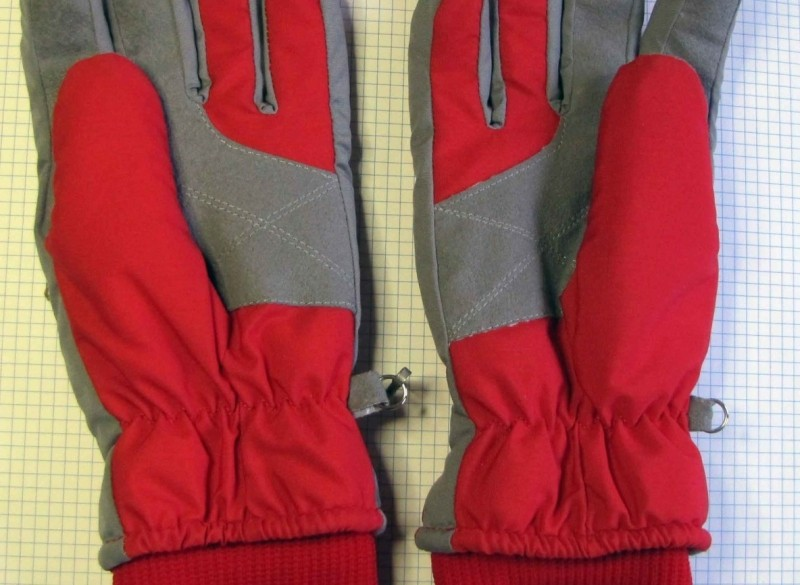 Winter / ski handschoenen S