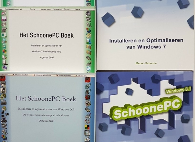 Windows boeken