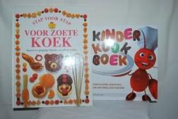 Kookboeken 2 x voor Kinderen