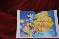 Disney Speelleerboek + Poster + stickers