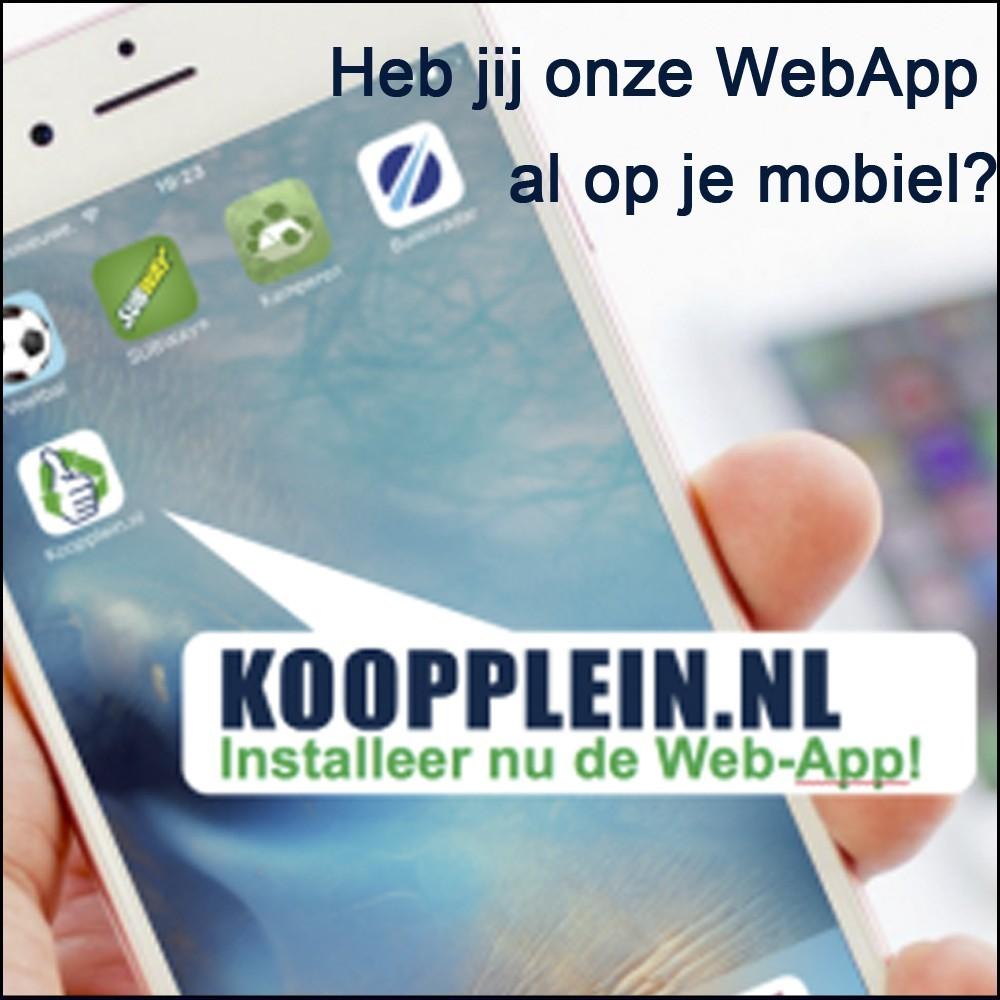 Klik hier voor de Koopplein WebApp
