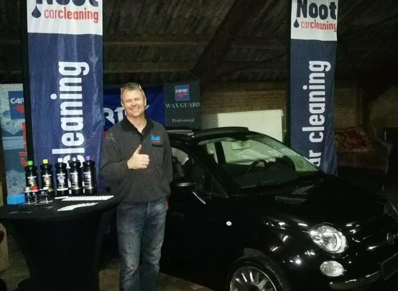 Lakverzegeling bij Car Cleaning Noot in Beilen