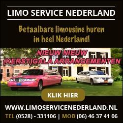 Limo Service Nederland, betaalbare limousine huren in heel Nederland