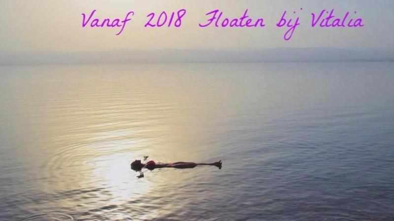 Nieuw! Floaten bij Vitalia Beauty & Wellness