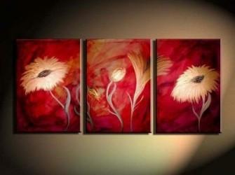 Nieuw handgeschilderd Olieverfschilderij OP Canvas