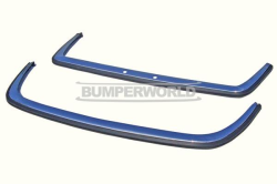 Maserati Indy bumpers
