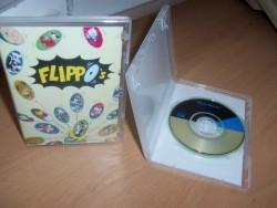 Flippo's/flippo map 1 en Pokemon op mini-cd. (SMITHS).