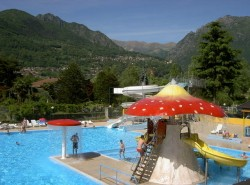 Porlezza, 5 persoons chalet
