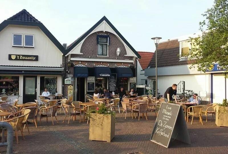 Het gezellige cafe in Beilen! Cafe Bar het Zwaantje