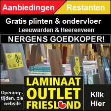 Laminaat Outlet Friesland