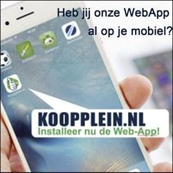 klik hier voor de Web-App