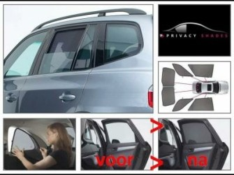 Privacy shades | chrysler zonwering nu gratis verz