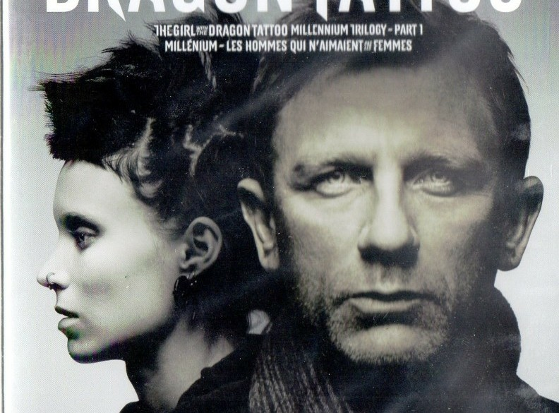 The girl with the dragon tattoo / S. Larsson,Nw,Daniel Crai…