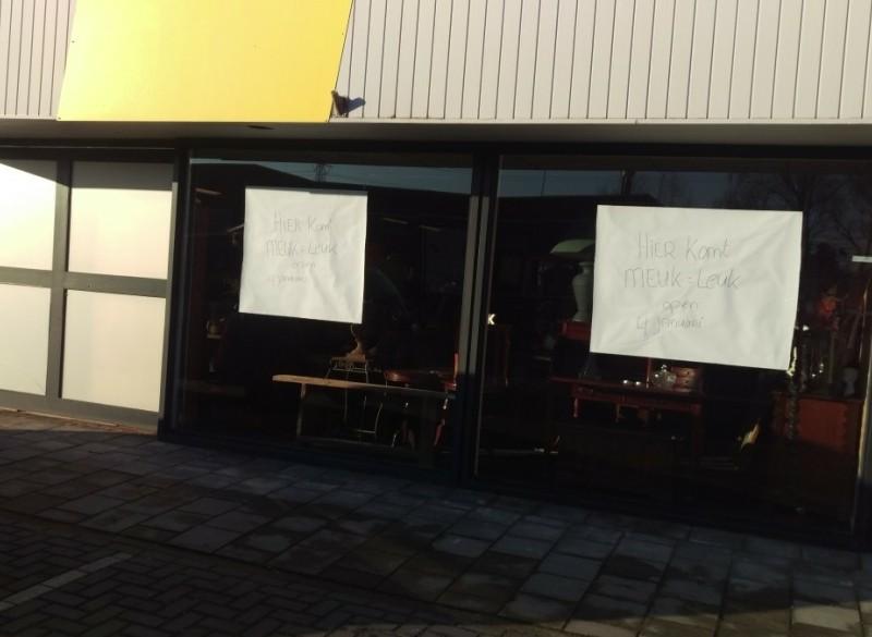 De kringloopwinkel van Midden-Drenthe, tweedehandswinkel