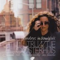 Trijntje Oosterhuis - Sundays in New York album