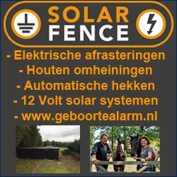 Solarfence, advies op maat, ook op locatie