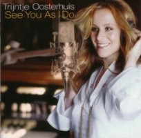 Trijntje Oosterhuis - See you as I do cd & DVD