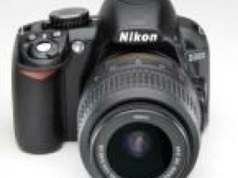 Nikon Spiegelreflex camera D3100 - Nieuw!!