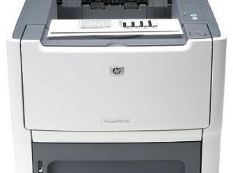 HP Laserjet P2015dn (hewlett packard laser printer)
