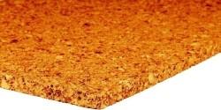 Geëxpandeerde kurkplaten Spouw, muur, dak isolatie