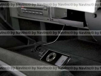 NavInc: Audi MMI High 2G iPod AMI adapterkabel