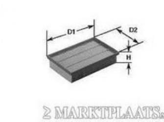Skoda luchtfilter vanaf 9,75 en meer onderdelen