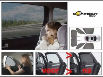 Sonniboy | volkswagen zonneschermen nu gratis verz
