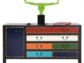 Rainbow Sidekast 160 Dressoir Kare Design Harlekin