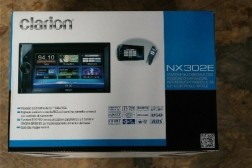 navigatie systeem clarion nx302e