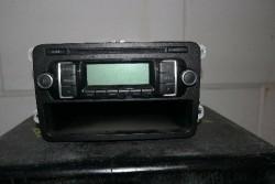 auto radio volkswagen golf 5